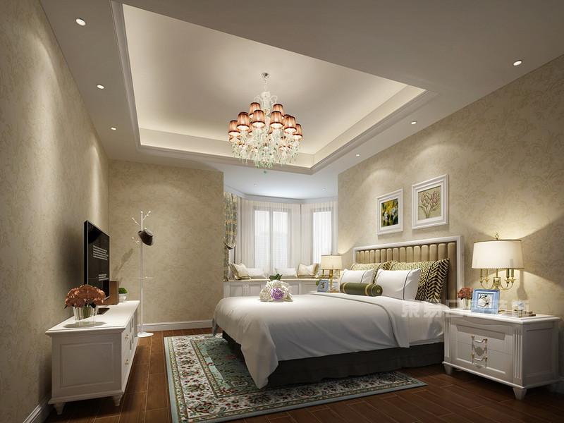 卧室装修图_欧式卧室吊顶设计