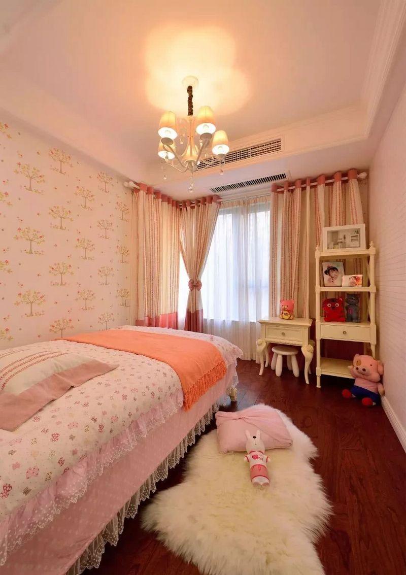儿童房设计与装修,来看看这些男孩女孩房吧-深圳家居装饰