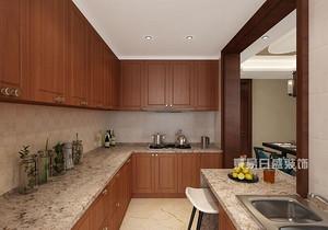 厨房橱柜装修要点 别样的角度打造新气象