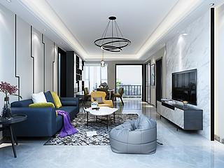 江山一品小区142平米四室两厅户型解析