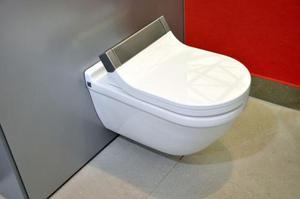 卫生间装修马桶为啥要挂在墙上有什么讲究