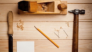 房屋木匠工艺装饰装修,让房屋清新柔和兼具简约幸福