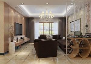 客厅花格隔断的设计要点 3款花格客厅隔断效果图