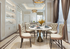 高端别墅装修设计 打造别墅厨房的4大秘籍