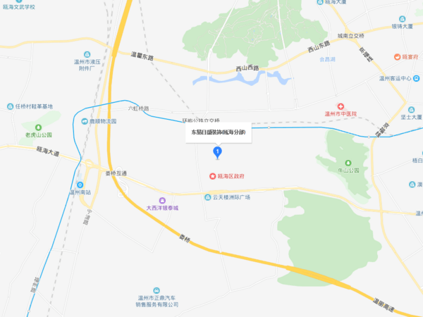 东易日盛瓯海设计部