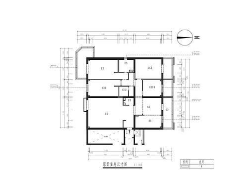 世贸公寓-210平米-新中式装修设计理念