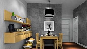 《深圳装修公司排行榜》餐厅吊柜设计,这样设计大方又实用!