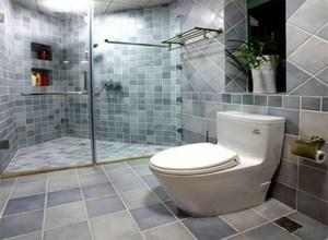 卫生间小怎么做干湿分离