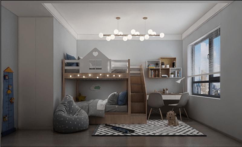 不同年龄段的人如何选择卧室墙面颜色搭配?