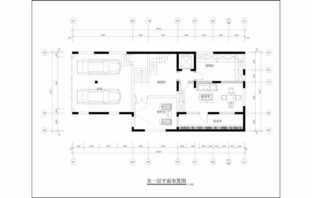 怡景溪园-欧式古典-300平米装修设计理念