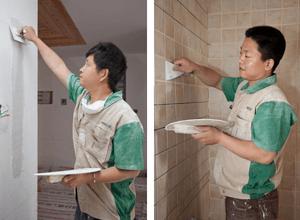 装修瓷砖铺贴注意事项及验收方法