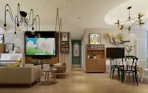 照着深圳十大家装公司案例装修北欧风格房子,让您省时省心!