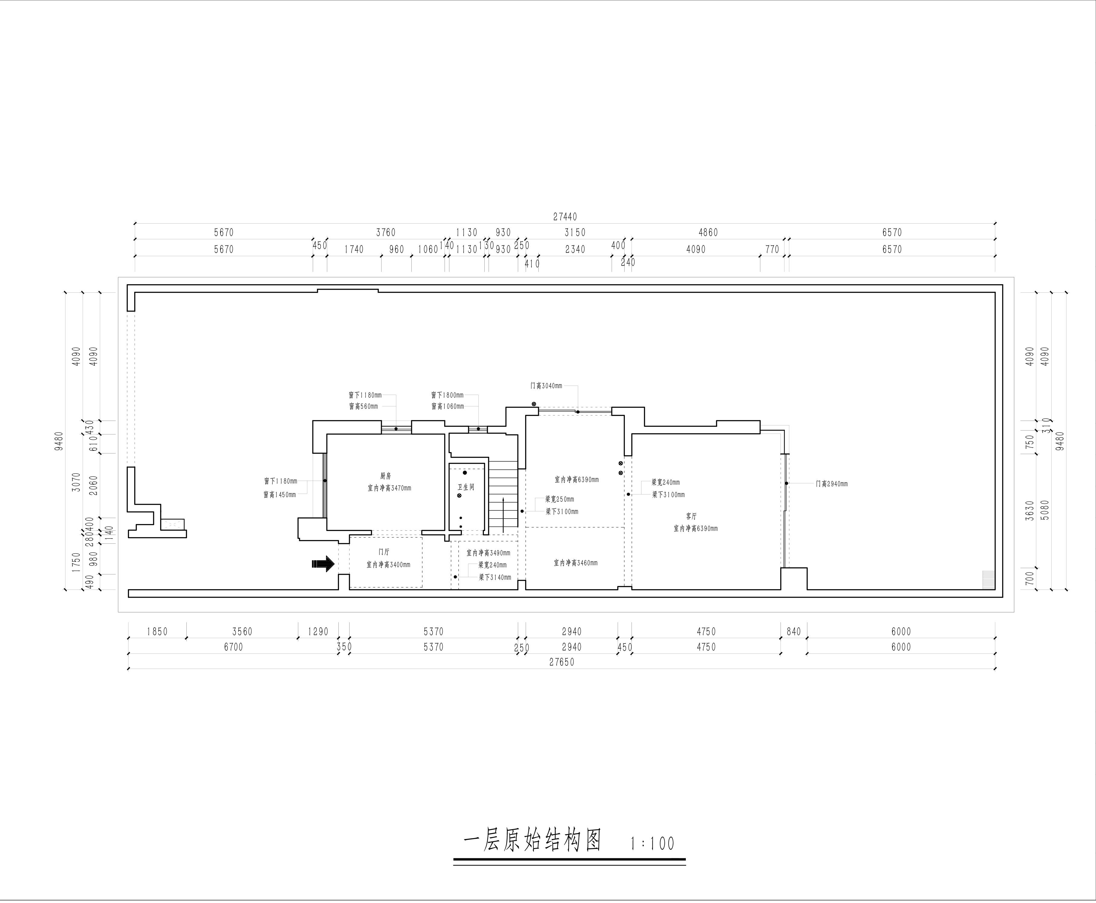 香山美墅-新中式风格-320㎡-别墅装修效果图装修设计理念