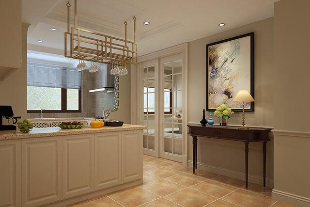 【家庭装修】厨房怎么装修实用
