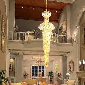 怎么进行跃层客厅吊灯的选购?