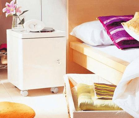 小户型卧室该如何收纳?