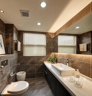 重庆家装公司会在卫生间装修时选用什么家具材料?