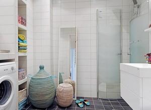 七款现代简约卫生间设计案例