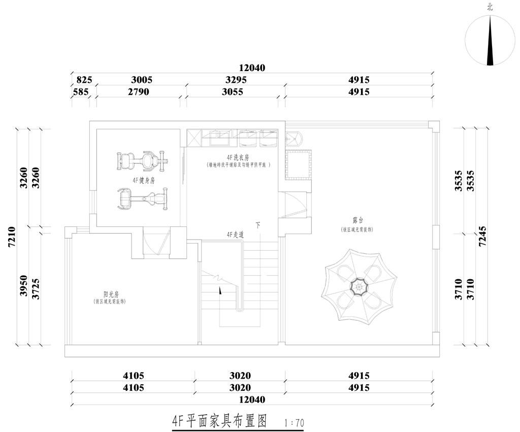 百瑞景别墅简欧风格装修效果图装修设计理念