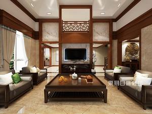 新中式风格的别墅你喜欢吗?