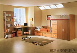 儿童房家具怎么选购,有什么注意事项-深圳家装公司