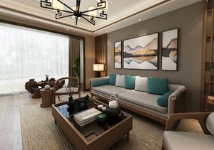 新中式厅堂家具陈设的讲究和装修技巧