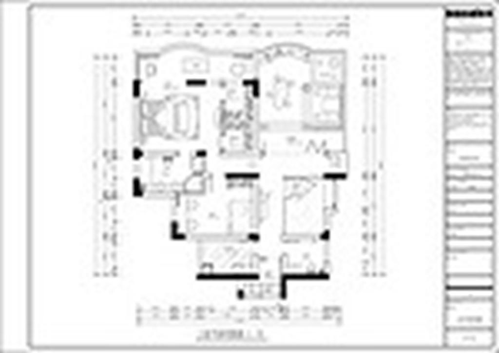 云盘花园260平新古典风格复式装修设计理念