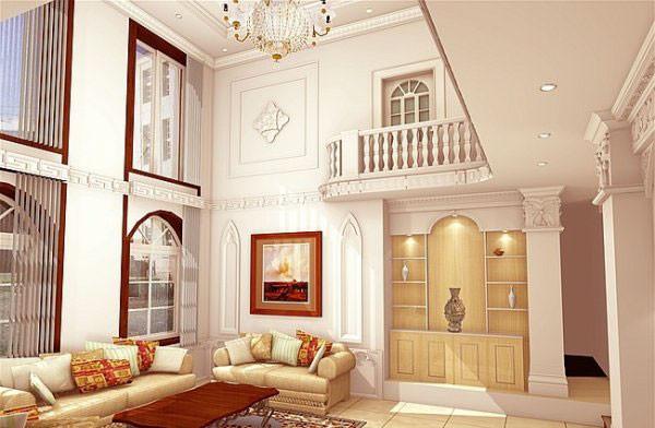 别墅设计效果图5