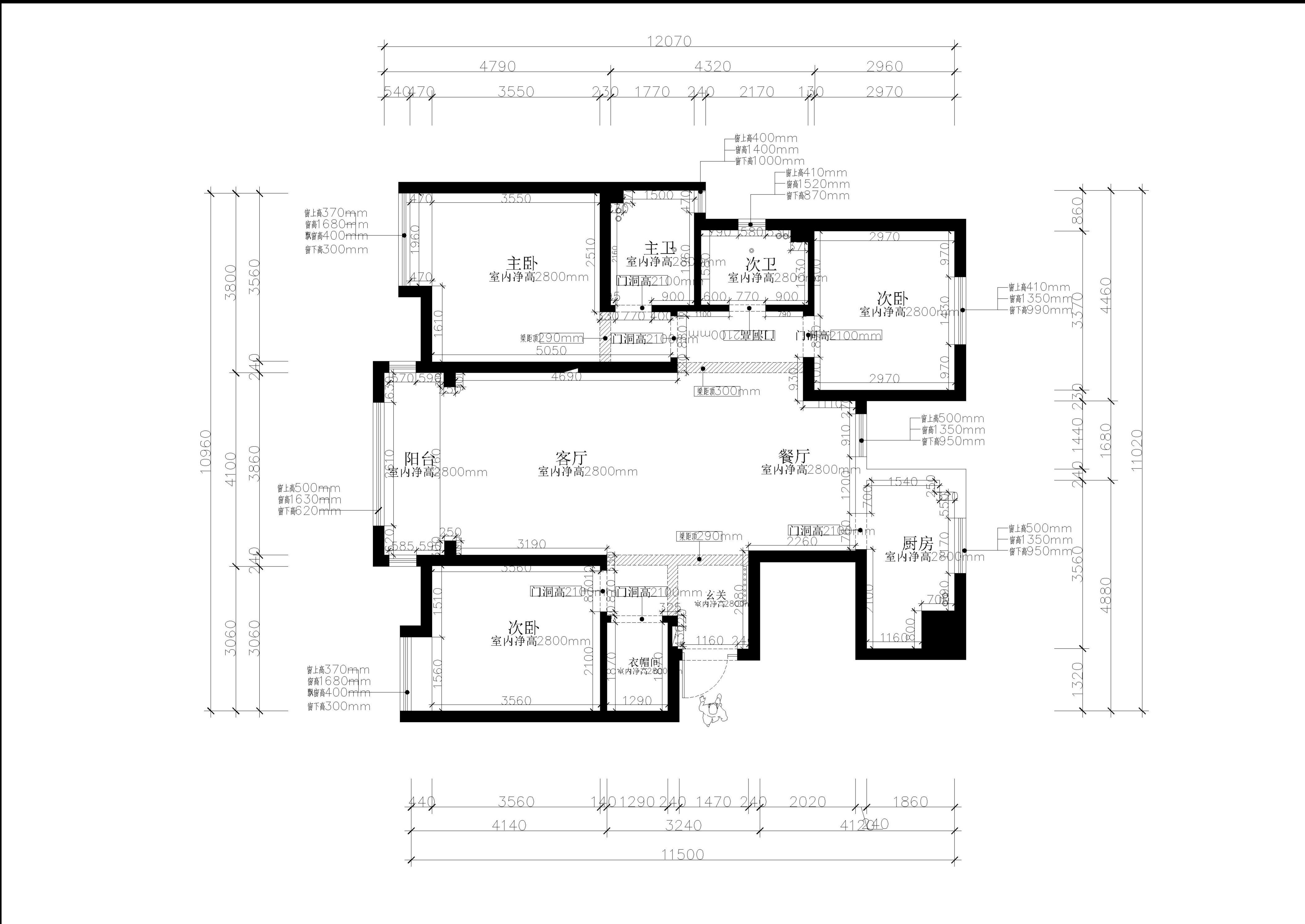 南益名士华庭-现代性状style-130m/2装潢策划愿景