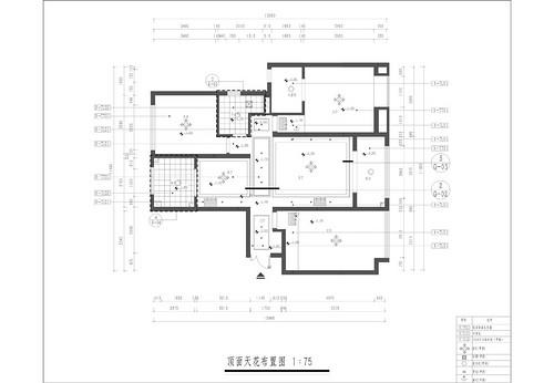 戎辉苑-简欧136平装修设计理念