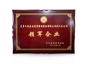 """热烈祝贺丨""""三十不凡,砥砺前行"""" 东易日盛热烈祝贺武汉建筑装饰协会成立30周年"""