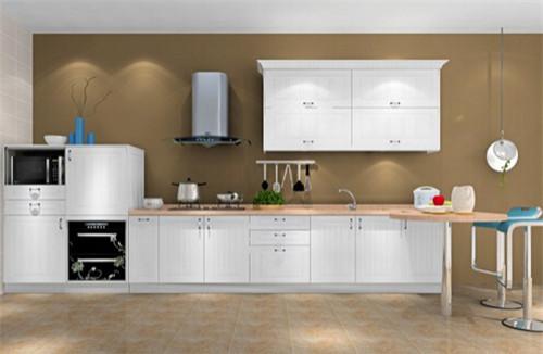 开放式厨房怎样设计?(图一)