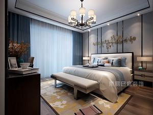 房子装修中式风格,卧室装修才是重点