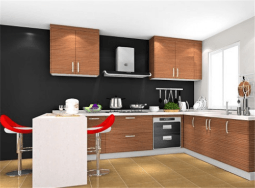开放式厨房怎样设计?(图二)