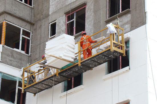 节能建筑 外墙外保温材料施工要点