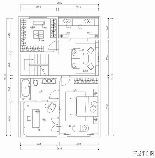 兰乔圣菲-新英式-400平米装修设计理念