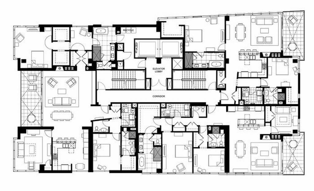 雪梨澳乡-新古典-300平米装修设计理念