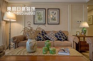 150平方平层现代美式风格装修