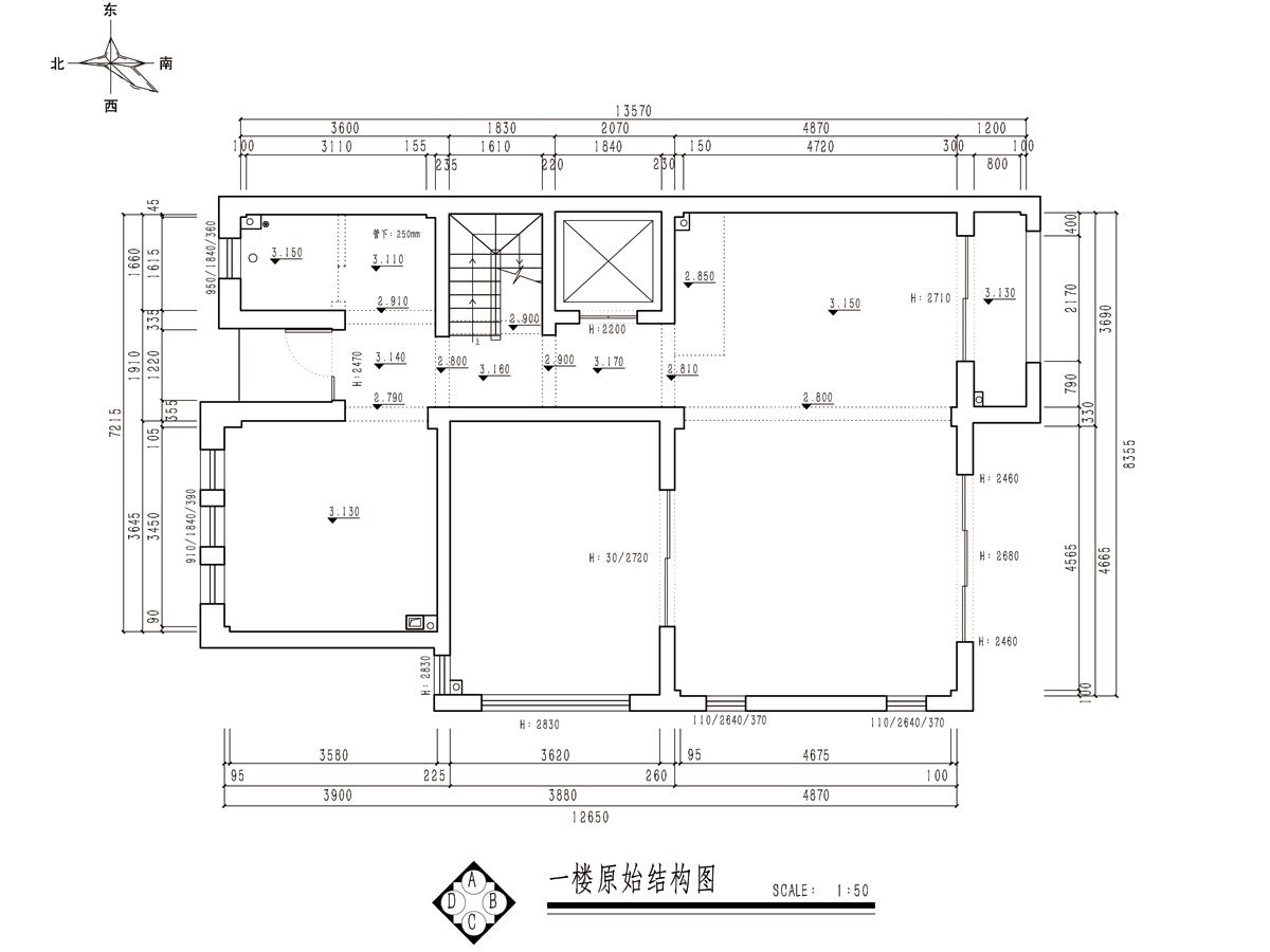 星光御墅美式风格排屋300平装修设计理念