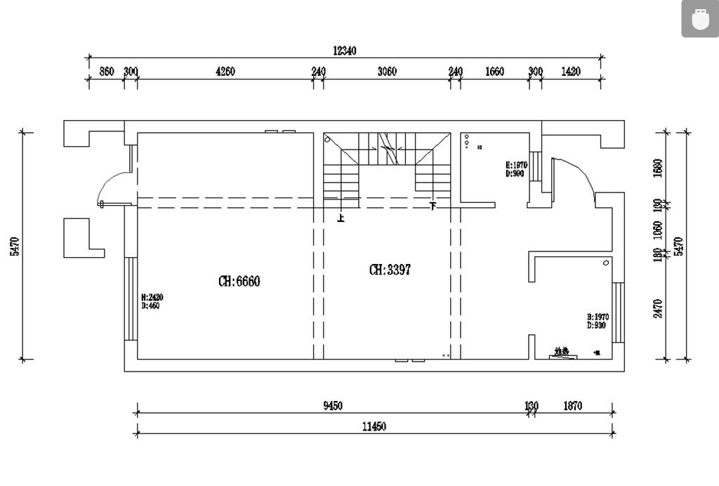 甘井里六号院装修设计理念