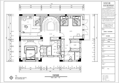 新湖香格里拉排屋360㎡装修设计理念