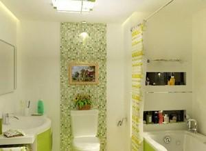 小户型卫生间该如何设计?