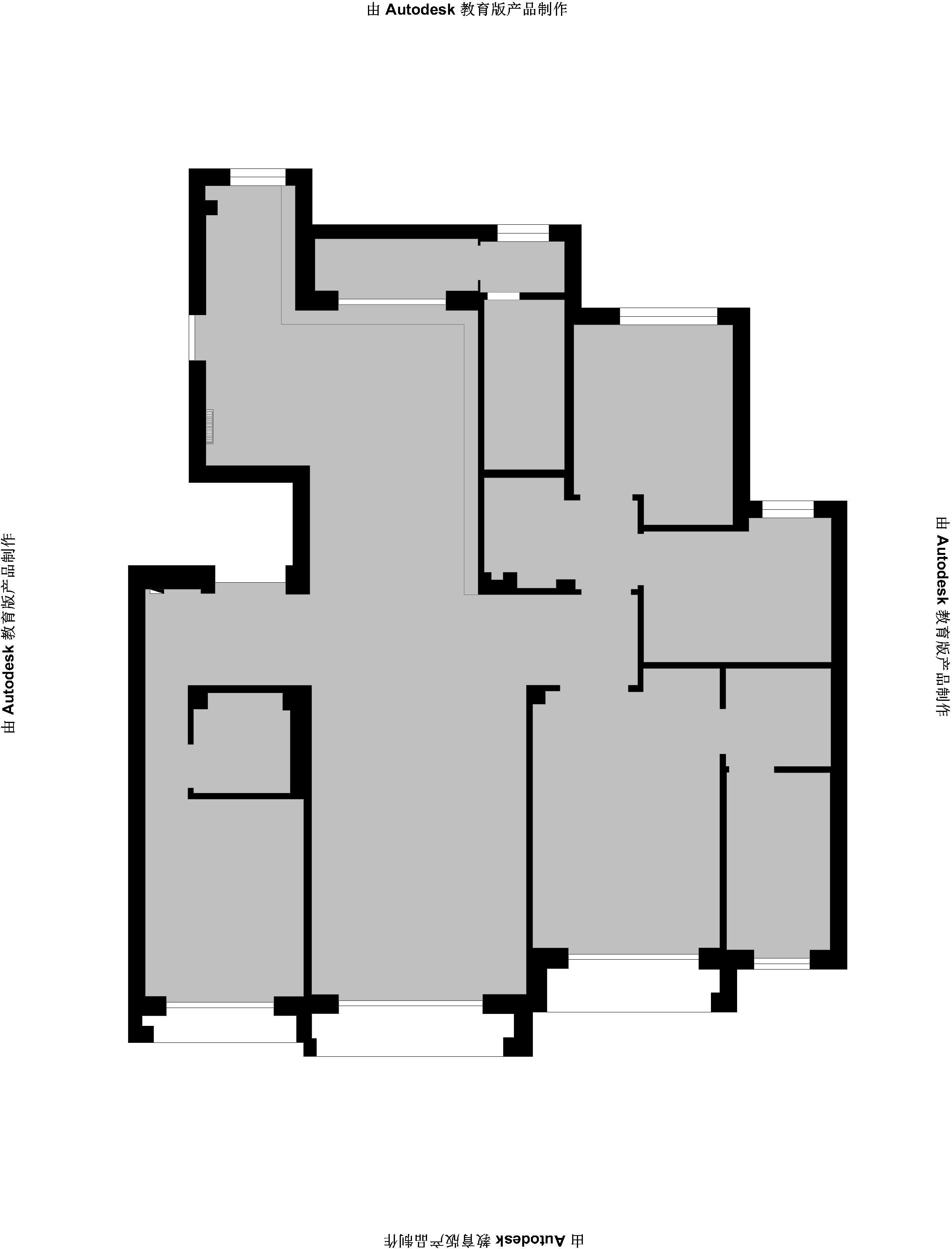 桃园里-现代简美-167平装修设计理念