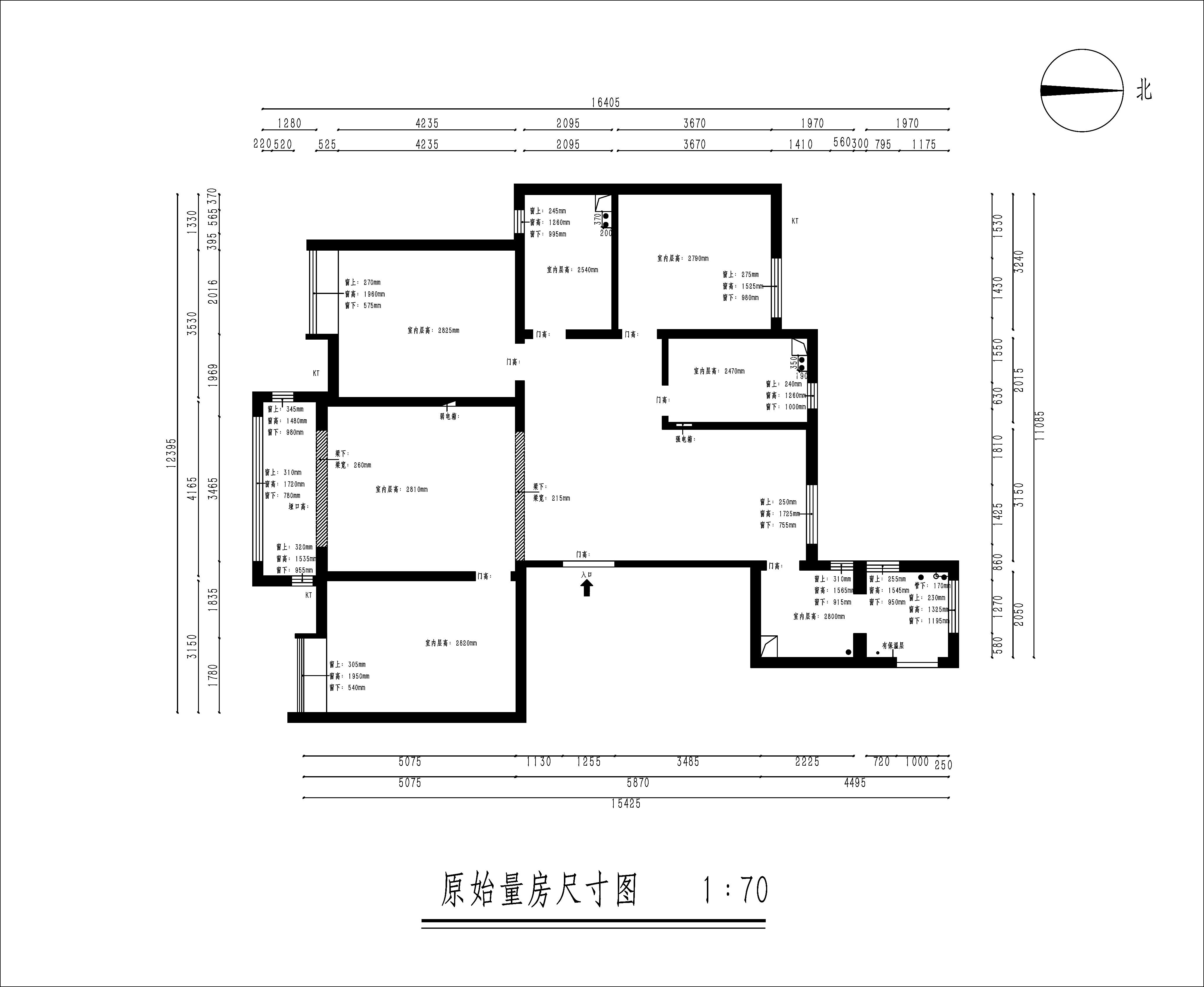 首开国风琅樾三居现代中式设计风格装修设计理念