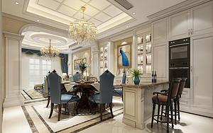 现代简约的别墅装修给你精致实用的居住体验
