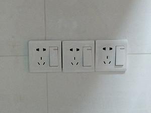 屋子开关插座怎样部署?