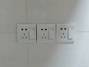 房子开关插座如何布置?