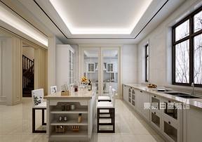 不用担心厨房小,东易日盛老李教你几个小户型厨房设计要点。