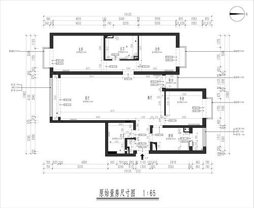 风格雅园-108平米-现代简约装修设计理念