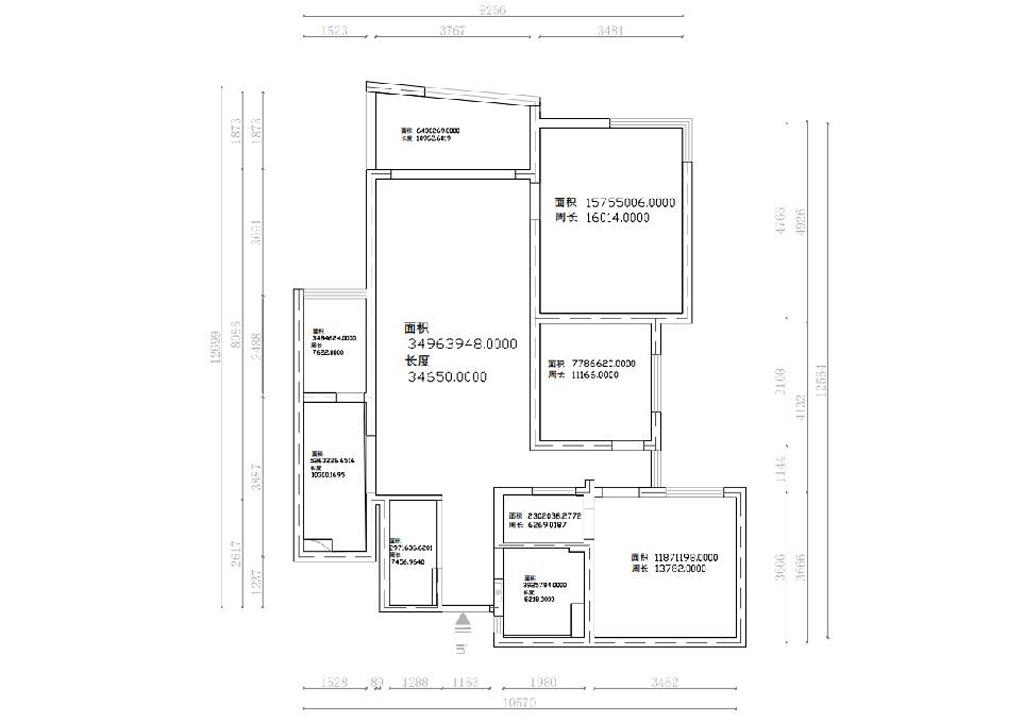 黄寺大街28号院-71平米-地中海装修设计理念